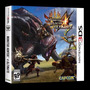 Monster Hunter 4 Ultimate Nintendo 3ds Nuevo Sellado Oferta