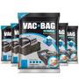Combo: 5 Saco A Vácuo Protetor Trip Vac Bag 60 X 40 Ordene