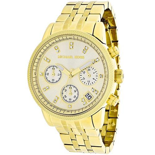 fa78f67dae28 Reloj Michael Kors Para Mujer Del Del Cuarzo Ritz Mk5676 O -   713.640 en  Mercado Libre