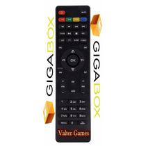 Controle Remoto Giga-box S1000 Pronta Entrega