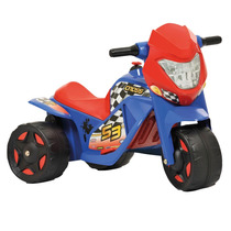 Mini Moto Elétrica Mini Ban Moto 6v - Bandeirante
