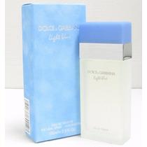 Dolce & Gabbana Light Blue Edt 100ml - Perfume - Mujer