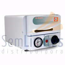 Estufa Esterilizador De Alicates Manicure Hot Kiln 1,9l Inox