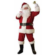 Juego De Los Hombres De Lujo Regal Santa Claus Rubie