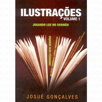 Livro - Ilustrações Jogando Luz No Sermão Vol 1,2,3 V&s