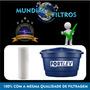 Cartucho Vela Refil Para Filtro De Caixa Dágua Fortlev 100%
