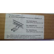 Modulo Transceiver Rj45 3com 3csfp93 - 4500 1000base - T