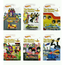 Hot Wheels Coleccion 2016 The Beatles