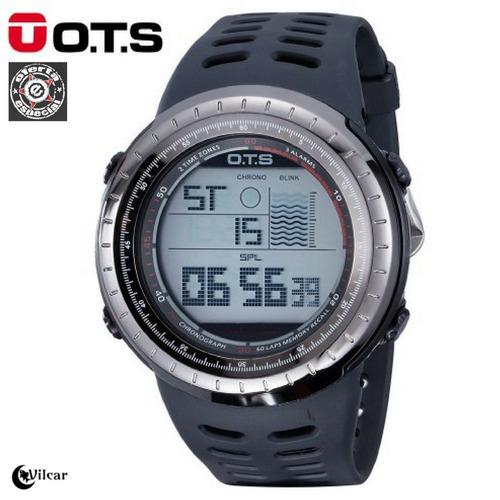 ec055bc4b24 Relógio Digital Militar Ots Esportivo Masculino Promoção - R  79