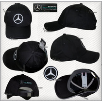 Gorra Mercedes Amg Petronas F1 Genuina Hamilton Rosberg