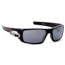 Oakley Crankshaft Polished Black / Black Iridum Troy Lee