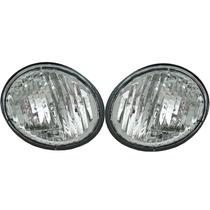 Par Lanterna Dianteira Pisca Corolla Europeu 97 98
