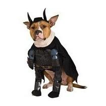 Disfraz De Perro De Batman Mascota