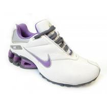 Tenis Impax Emirro Sl 386844 Nike (16) - Branco/roxo