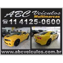 Camaro Ss V8 - Ano 2012 - Financio Sem Burocracia Alguma