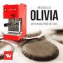 Cafetera Maquina De Café Express Olivia Eléctrica Oferta!!!!
