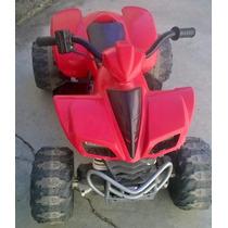 Moto Cuatro Ruedas Fisher Price