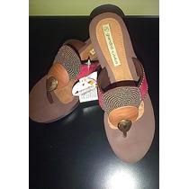 Sandalias Para Damas Grendha Brasileñas