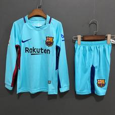 bcb203968e Camisa Barcelona Kit - Camisas de Times de Futebol no Mercado Livre ...