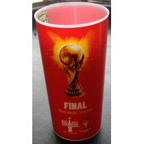 Vasos Coca Cola Mundial Brasil 2014 - Final