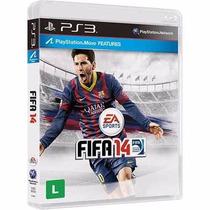 Fifa 13 Jogo Ps3 Futebol Midia Física