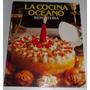 Libros De Cocina 4 Tomos Editorial Océano Sin Uso