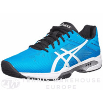 Zapatilla Asics Gel Speed 3 Blue/ White
