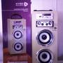 Parlante Portatil Orix Usb Radio Entrada De Micro Bt