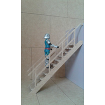 Gi Joe Comandos Em Ação - Acessório Diorama Escada 1/18