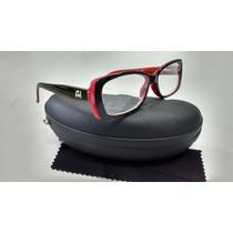 Armação Oculos De Grau Estilo Ana Hickman Barata Feminina