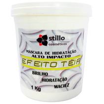 Máscara Hidratação Capilar 1kg Efeito Teia Stillo Brilho