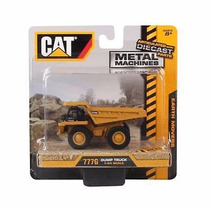 Cat 777g Dump Truck Camión Volteo Caterpillar Escala 1:98