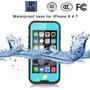 Funda Redpepper Waterproof A Prueba De Agua Para Iphone 6/6s