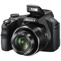 Câmera Sony Dsc-h200 26x 20.1mp Semi-nova
