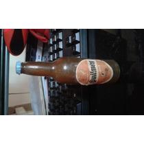 Botellita Miniatura Cerveza Quilmes Bock