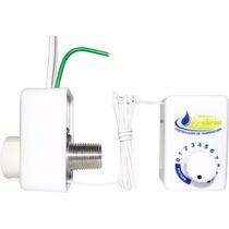 Regulador Temperatura Agua Chuveiro Eletrica Termobanho 220v