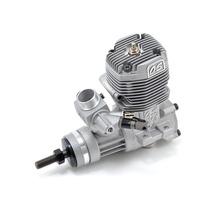 Motor O.s. Max .46axii Abl Airplane Engine W/muffler E-3071