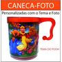 Kit 50 Canecas Com Foto Pesonalizada
