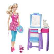 Barbie - Barbie Quiero Ser Profesora De Dibujo (mattel)