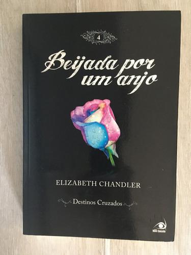 livro beijada por um anjo 4 destinos cruzados