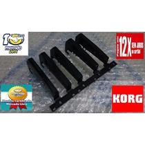 Tecla Para Teclado Korg X50 M50 Pa500 Pa600 Krome (5 Pretas)