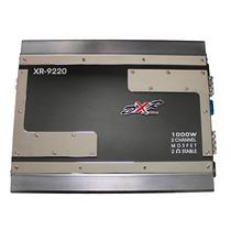 Amplificador Pro 2 Canales Dxr Xr-9220 1000w Rms