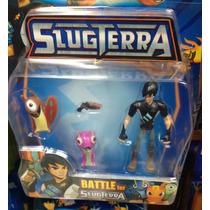 Eli Shane De Bajo Terra Con 2 Babosas Y Su Lanzador.exc