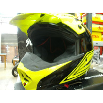Casco Vertigo Radikal Light/mx Originales En Caja Con Funda