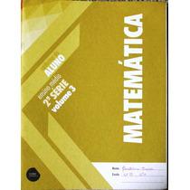 Matemática Caderno Do Aluno 1ª Série Volume 4
