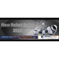 Novo Robo Script Binary Para Opçoes Binarias