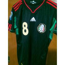 Jersey Adidas Seleccion Mexicana.del Mundial De Sudafrica