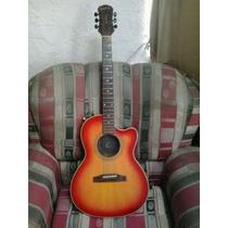 Guitarra Ephiphone Electro Acustica