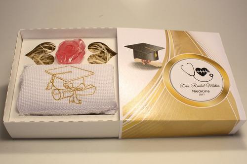 Adesivo De Chão Personalizado Sp ~ Formatura Lembrança Adesivo Toalha E Sabonete 40 Unid R$ 319,60 em Mercado Livre