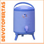 Bidon Termico Termo Conservador 8 Litros Canilla Frio Calor